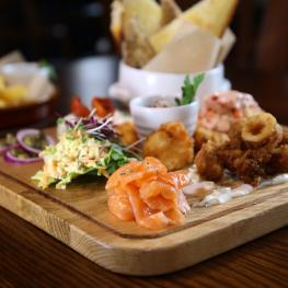 The Royal Tankerton - Sharing Board