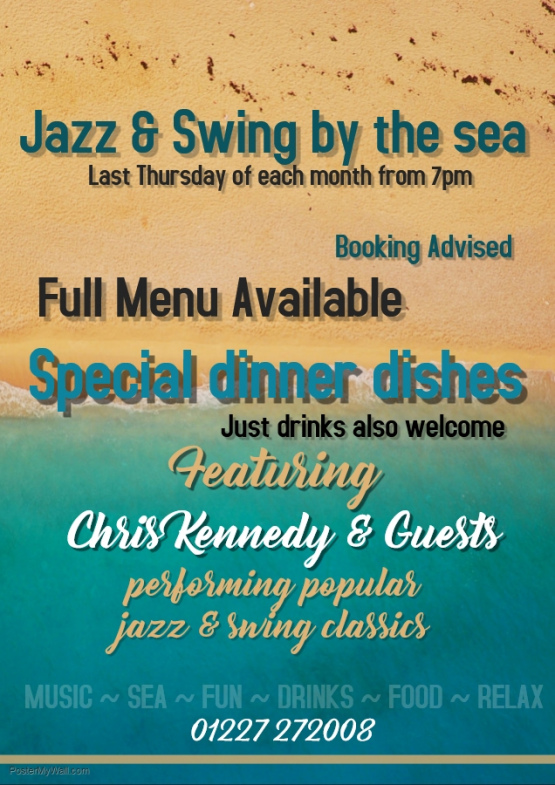 Events at the Royal, Tankerton